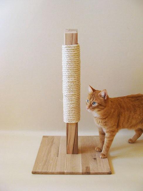 Poteau à griffer pour chats 'Isis'
